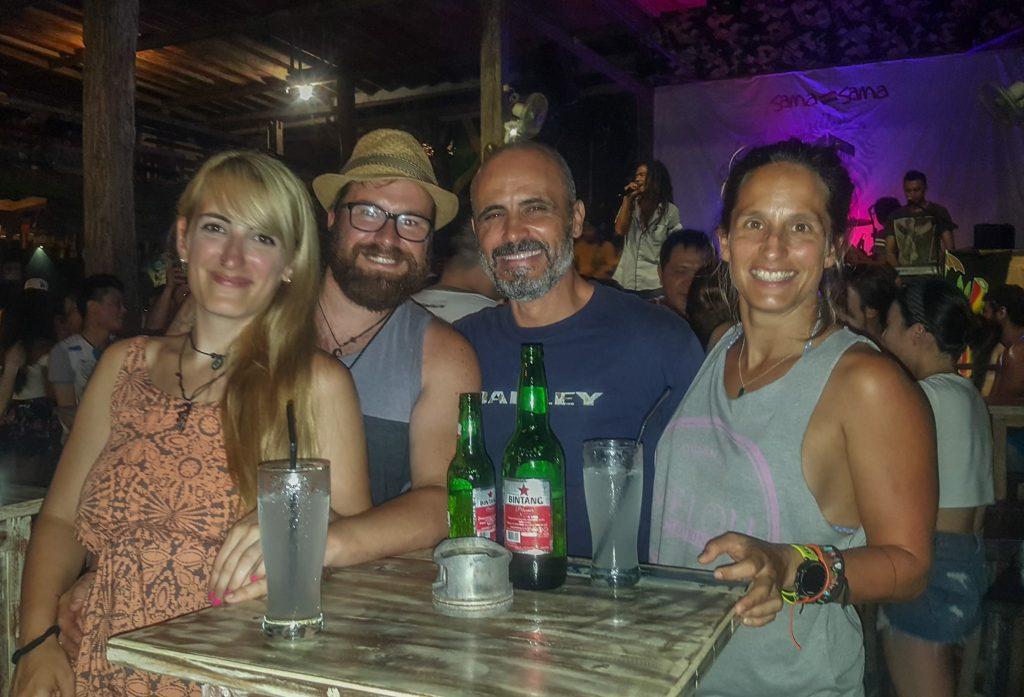 sama sama reggae bar gili trawangan bali indonesia