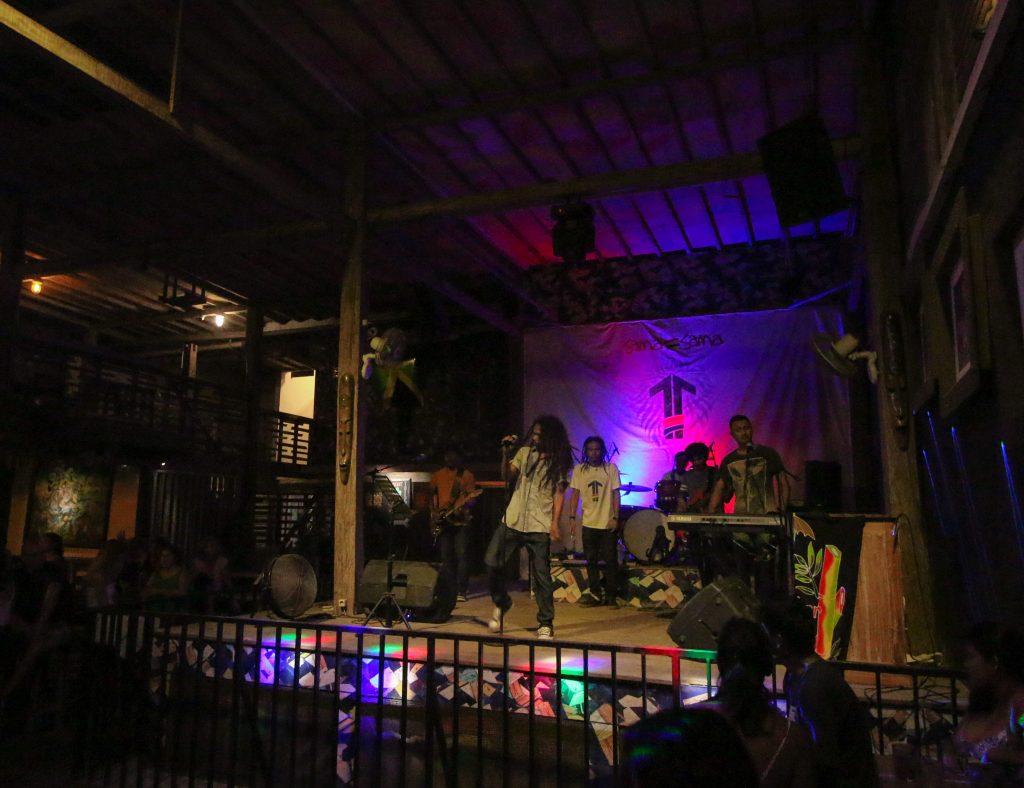 samasama reggae bar gili trawangan bali indonesia